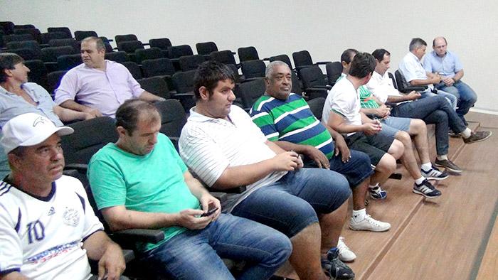Liga de Gaspar 2015 – Eleição da Diretoria